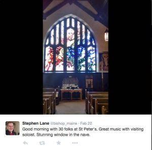 Follow Bishop Lane on Twitter @bishop_maine